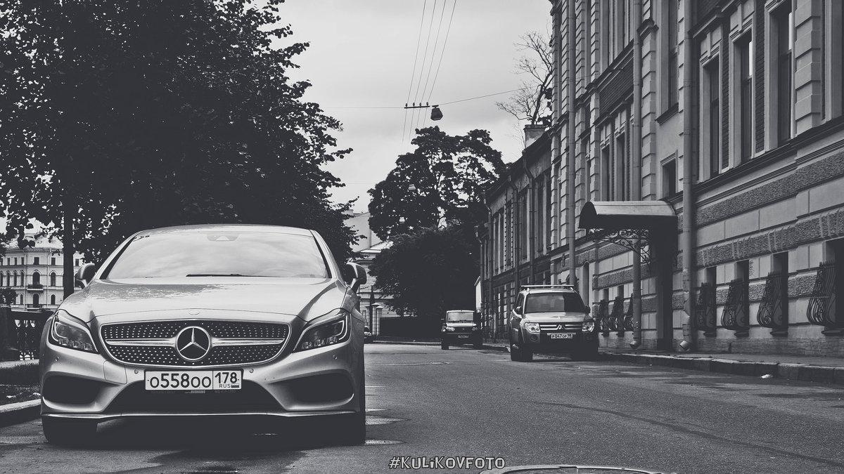 Mercedes-Benz - Вадим Куликов