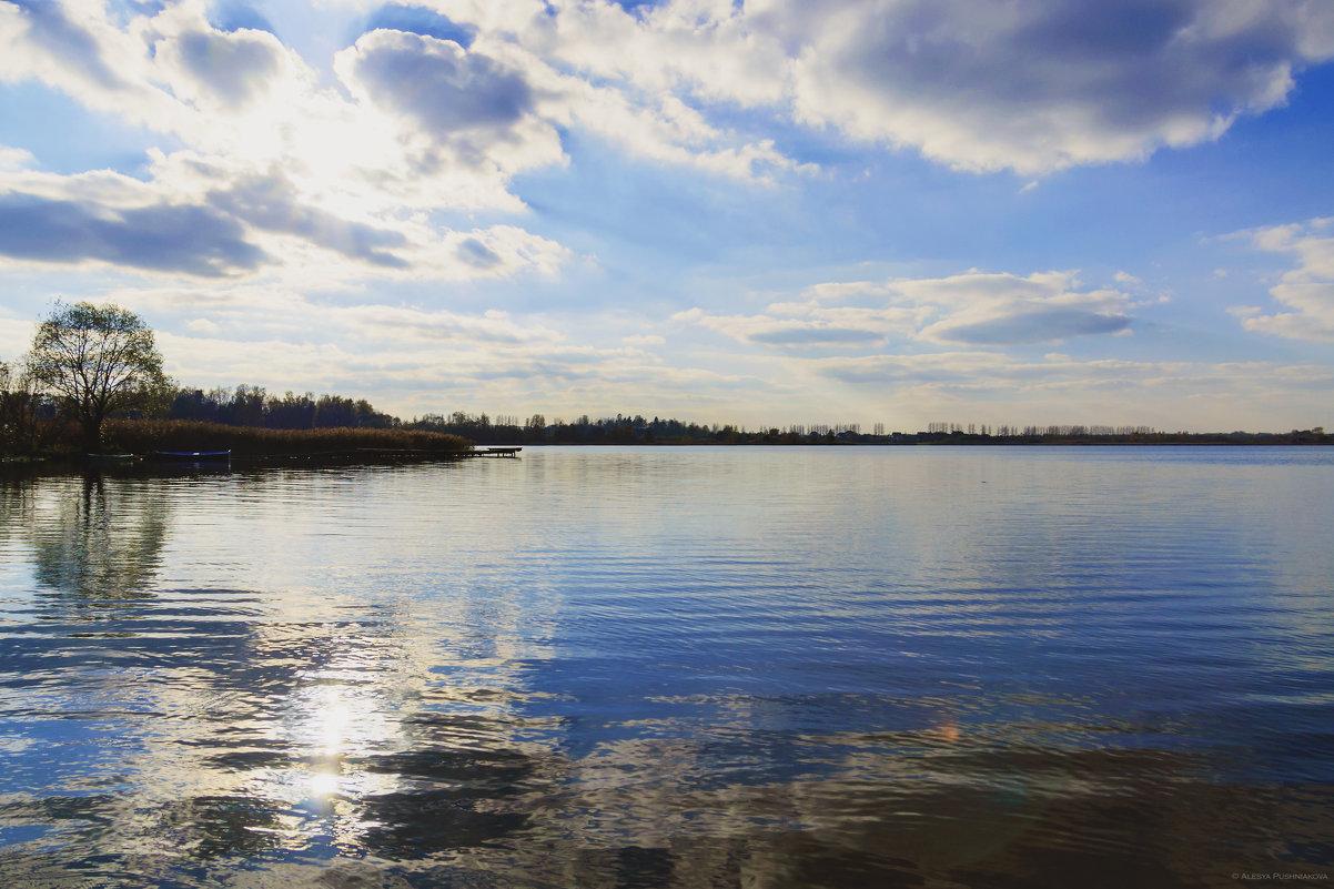 Озеро Городно - Алеся Пушнякова