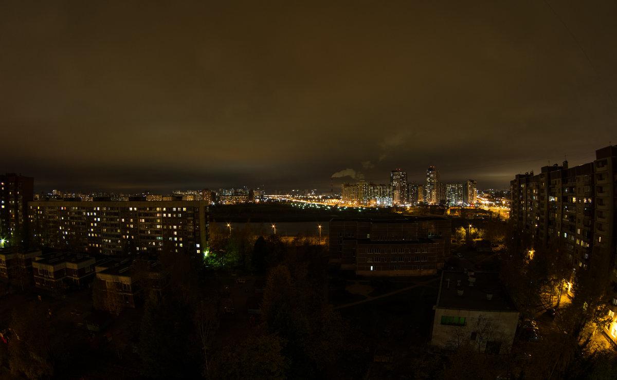 Огни большого города - Михаил Вандич