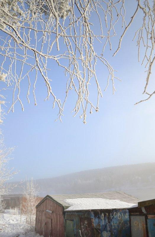 Туманный занавес - Ольга