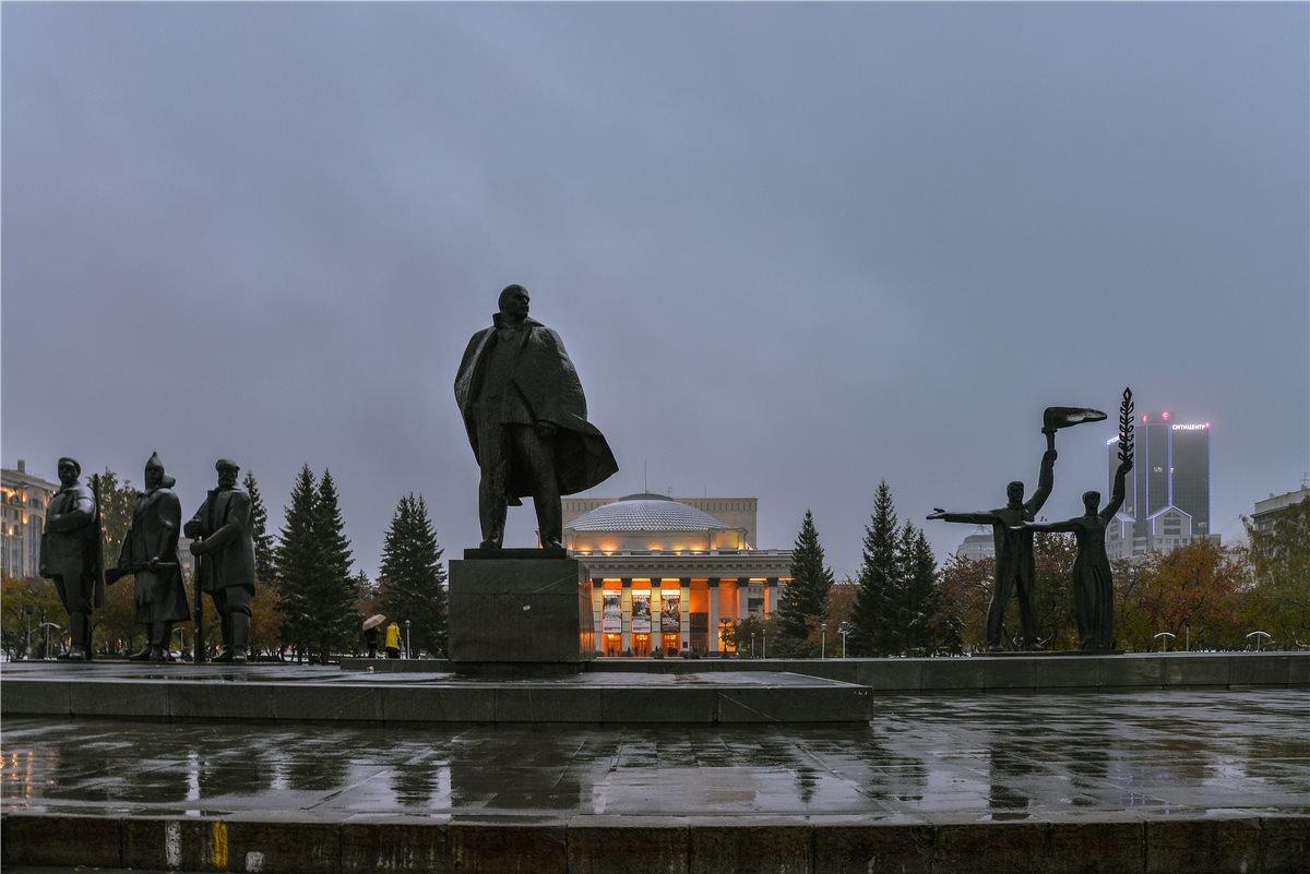 Площадь Ленина - cfysx