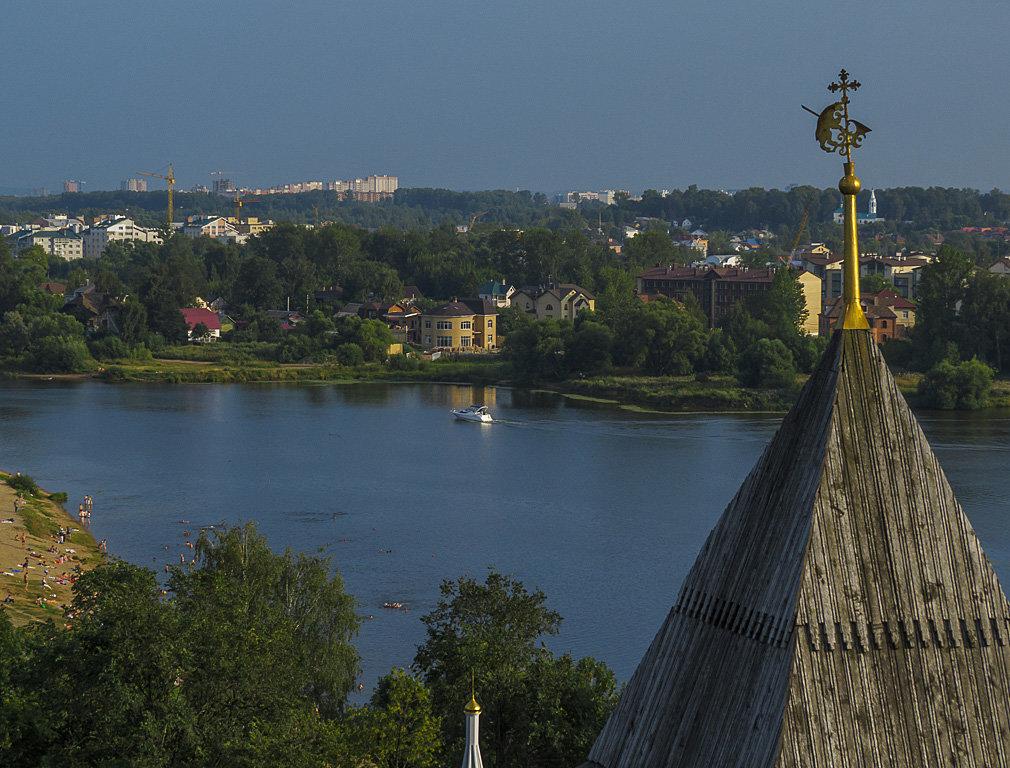 Лето в Ярославле - Сергей Цветков