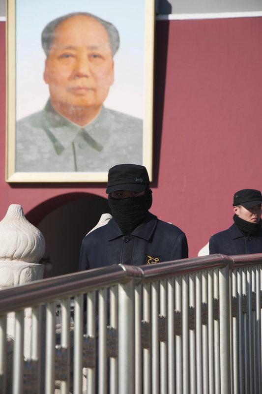 Пекин - Юля Мельникова