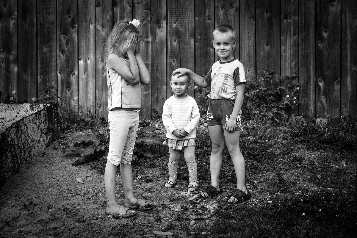 Соседские дети - Антон Тихомиров