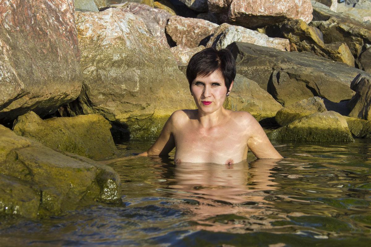 В воде с камнями - Дима Пискунов