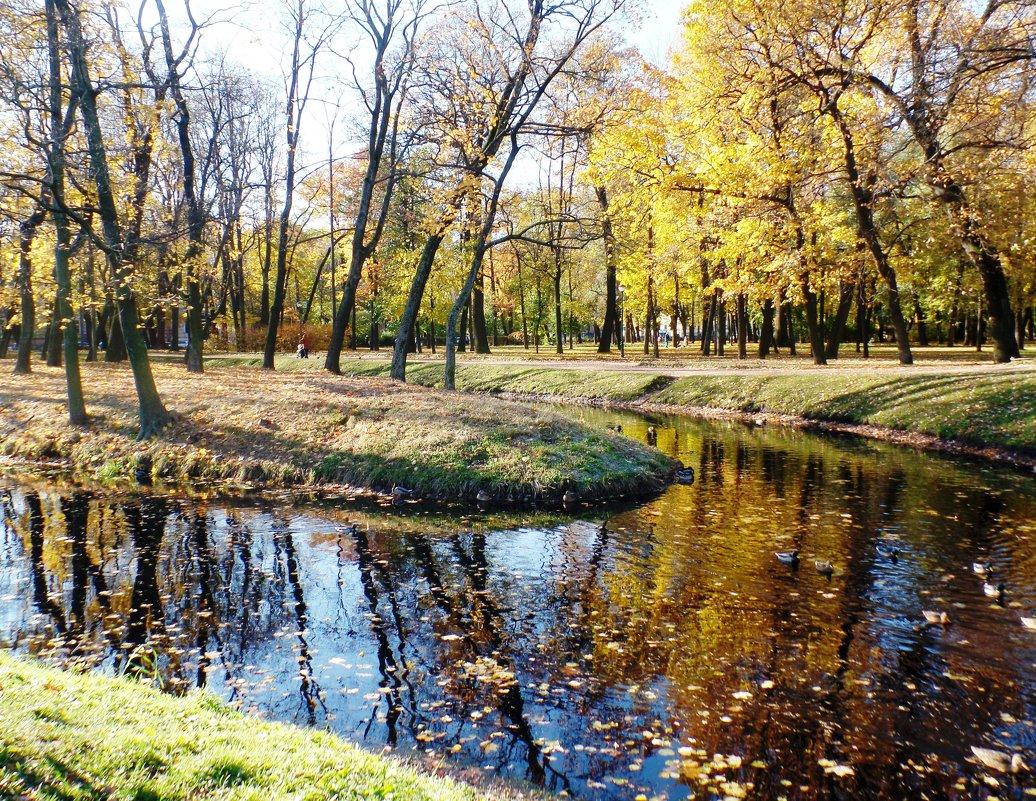 Прогулка по Осени. - Марина Харченкова