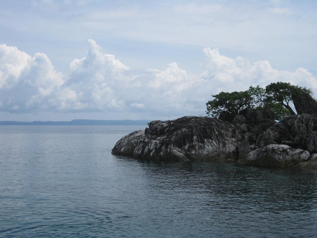 Необитаемый остров - Лариса (Phinikia) Двойникова