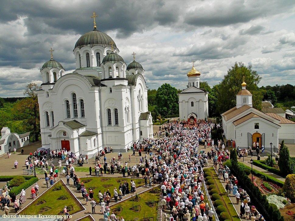 Праздник Святой Евфросинии - Андрей Буховецкий