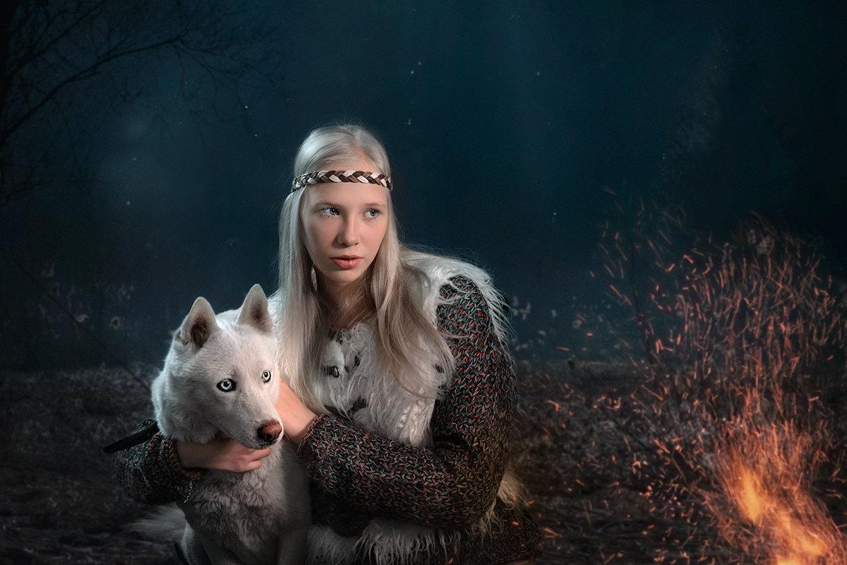 Северная ночь - Олеся Еремеева