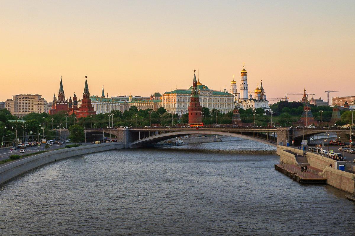 Москва - Ирина Корнеева