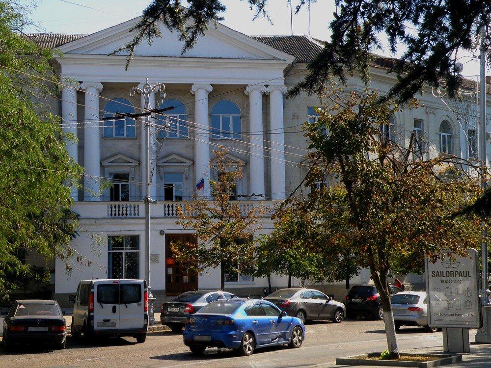 Морская библиотека имени Адмирала Лазарева - Александр Рыжов