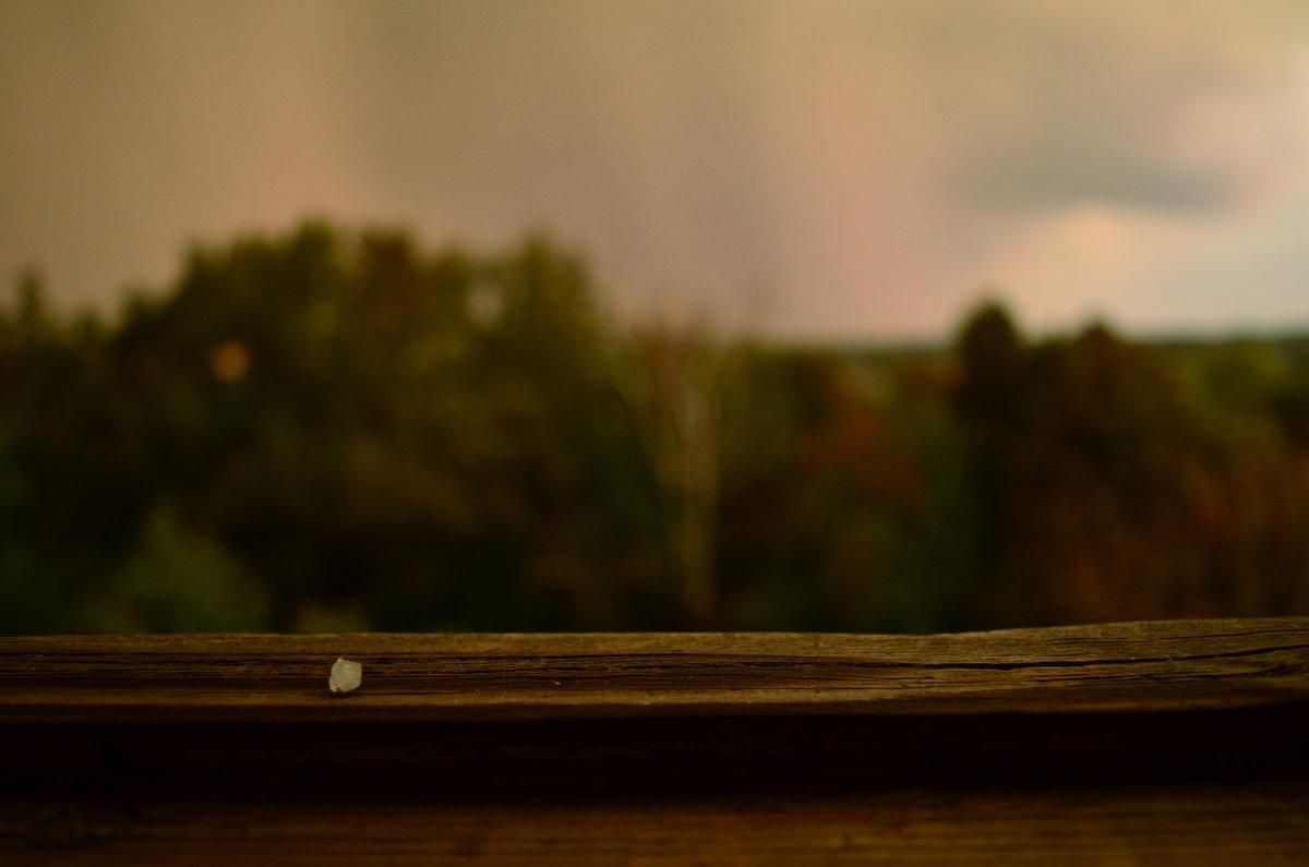 Был дождь, был и град - Олег Лопухов