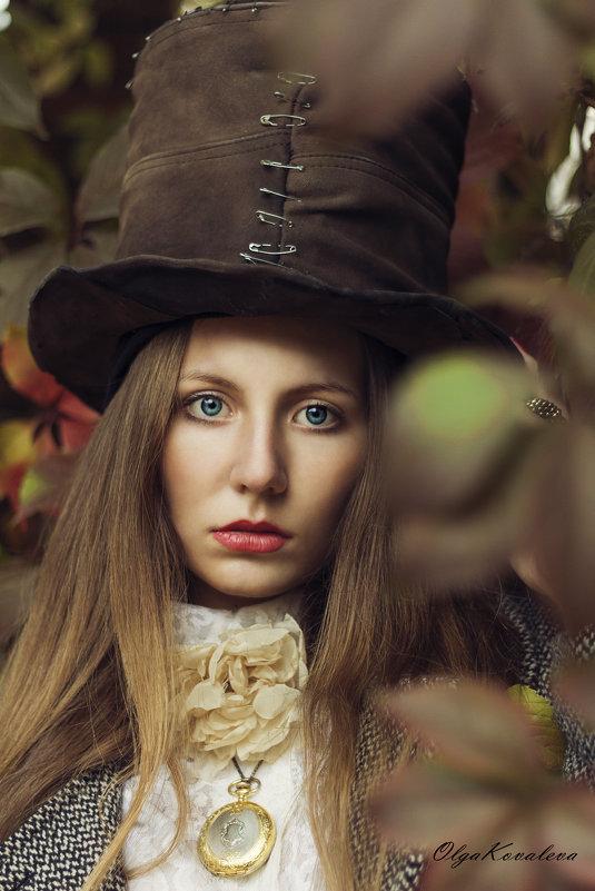 шляпник - Olga