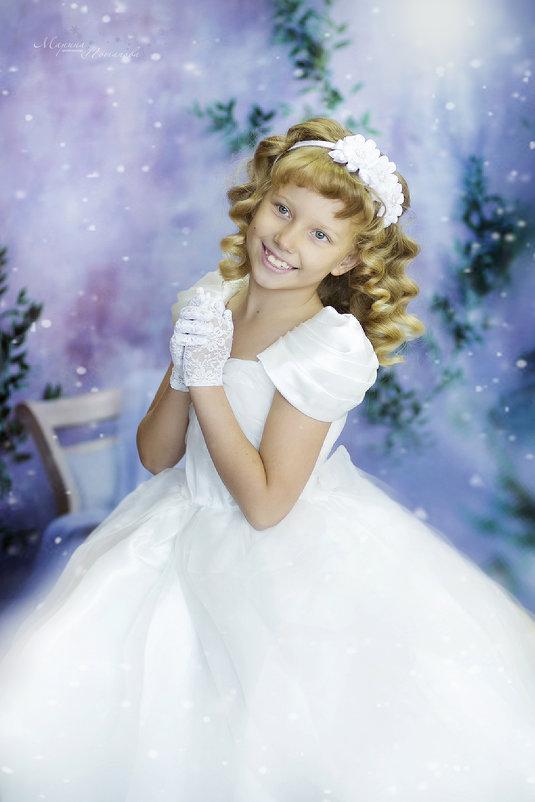 """Съёмка производилась для рекламы магазина """"Моя маленькая леди"""" - Марина Потапова"""