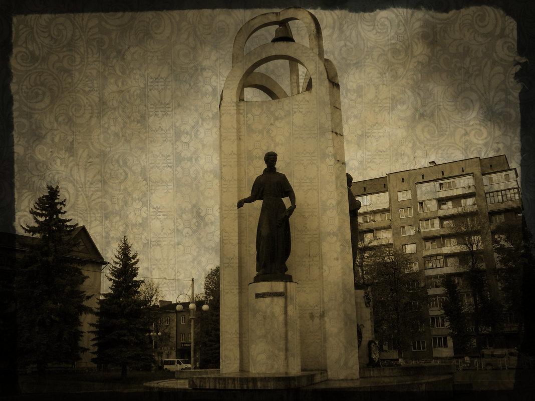 Стрый   в   стиле   ретро - Андрей  Васильевич Коляскин