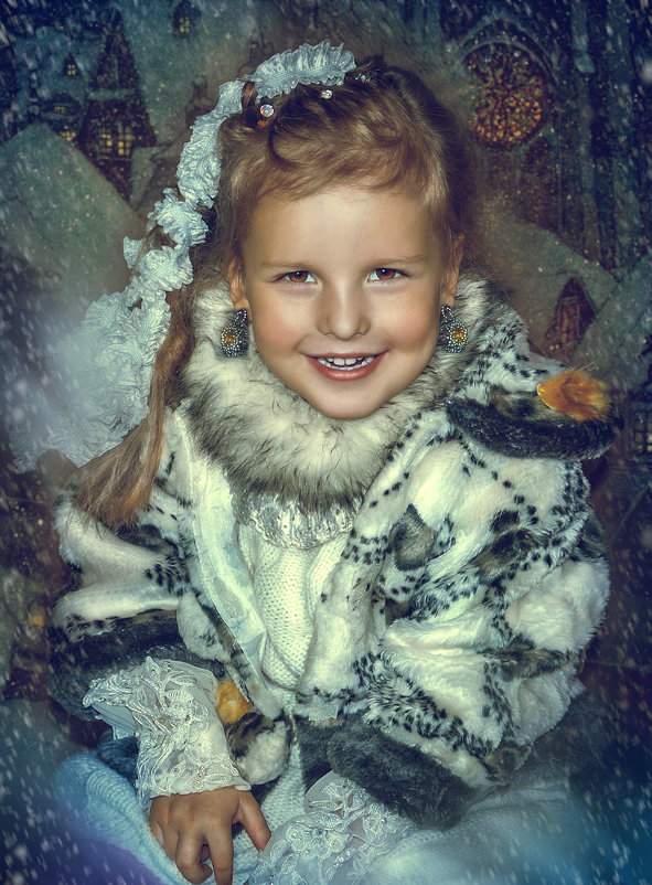 снежная королева - Анна Скиргика