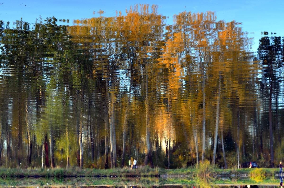 Отражение осени - Валентина Данилова