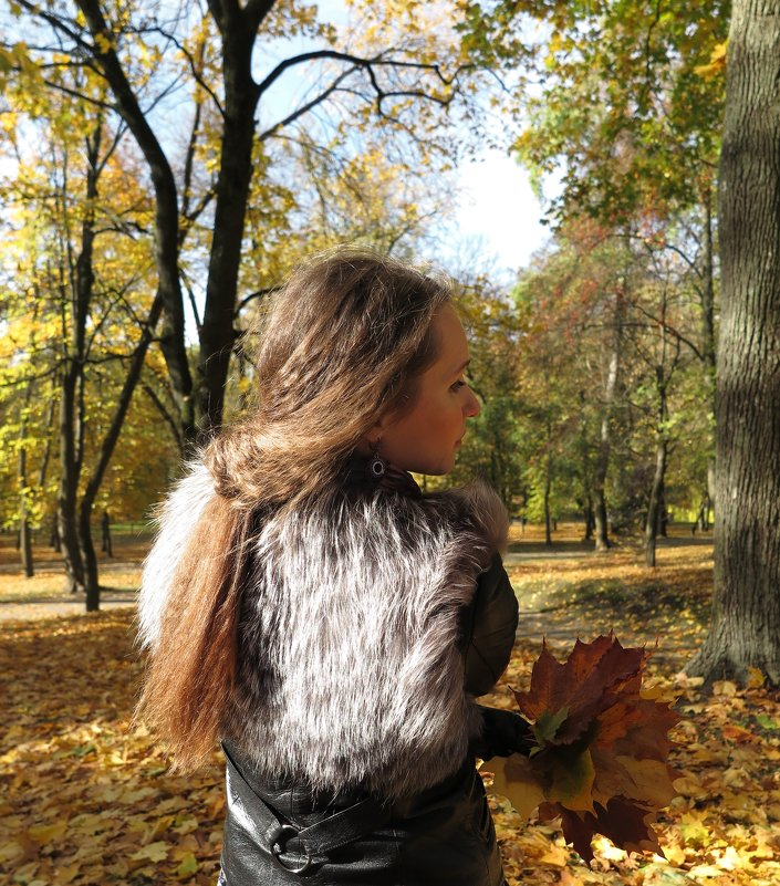 Осенняя прогулка - Оксана Кошелева