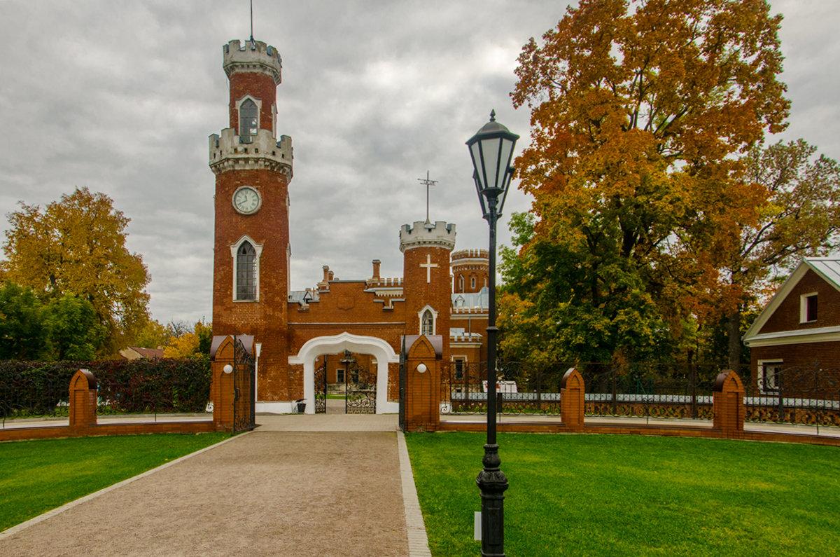 Замок принцессы Ольденбургской - Александр Березуцкий (nevant60)