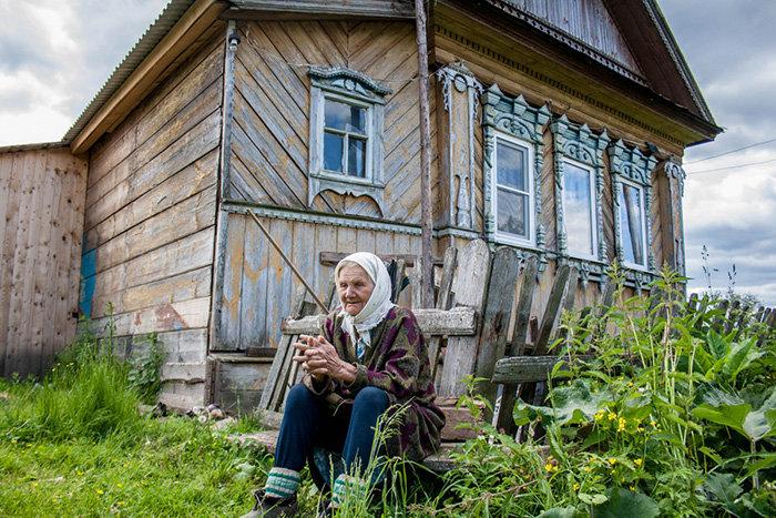 Бабушка Серафима - Анна Вязникова