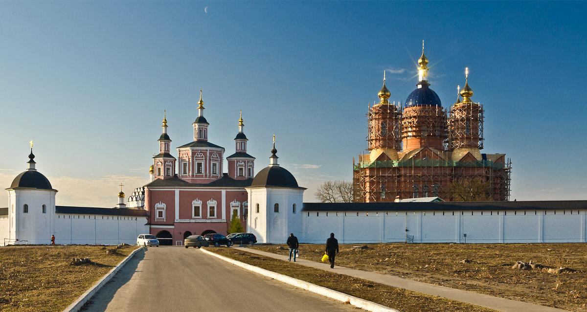 Дорога к храму - Александр Березуцкий (nevant60)