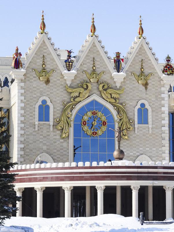 Фасад театра - Геннадий Г.