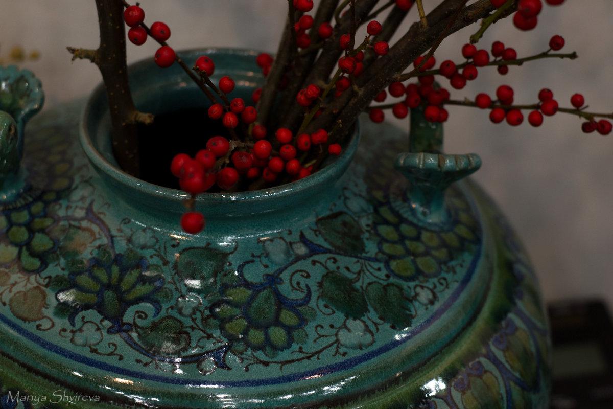 Красные ягодки 2 - Mariya Zazerkalnaya