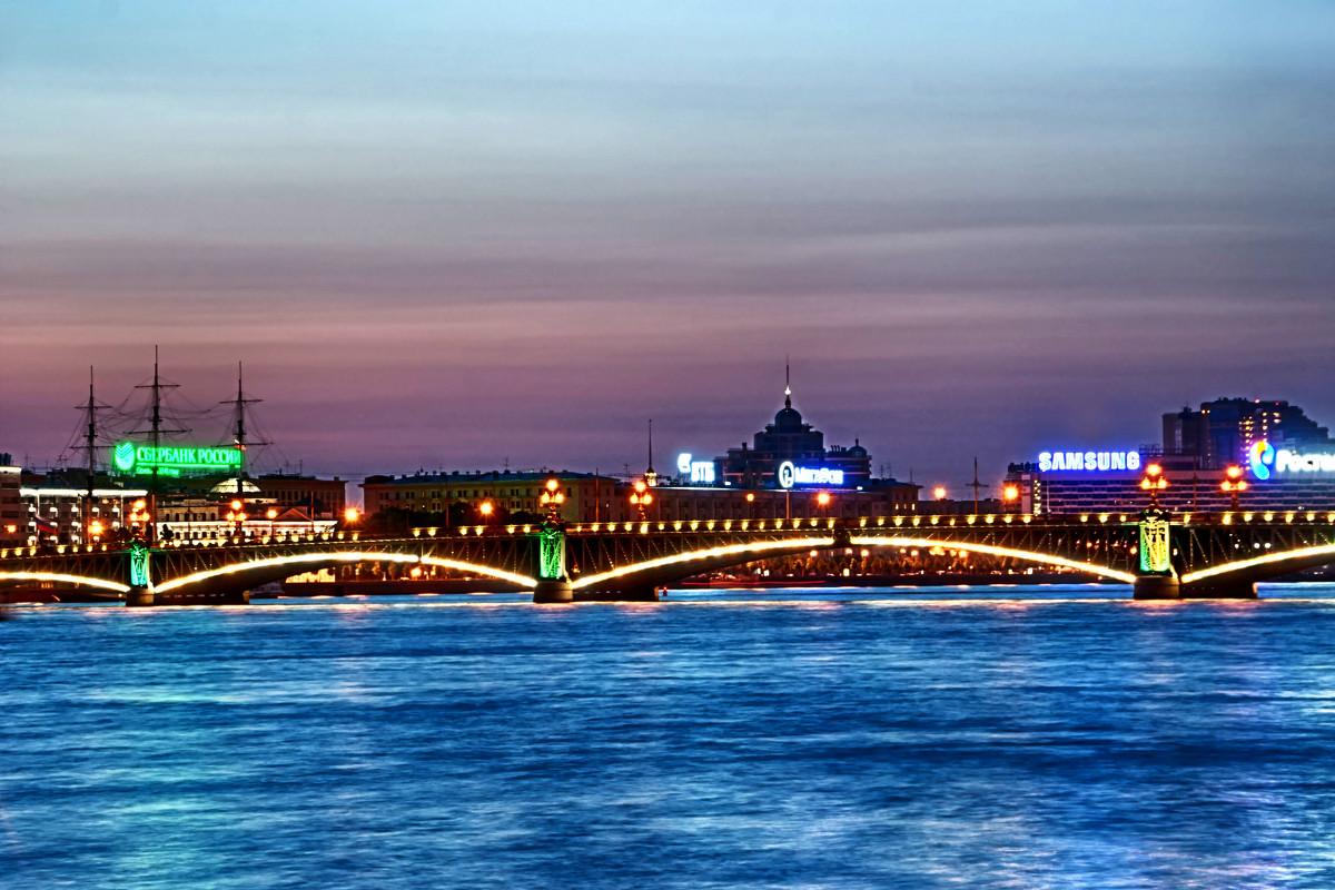 Троицкий мост - Алексей Кудрявцев
