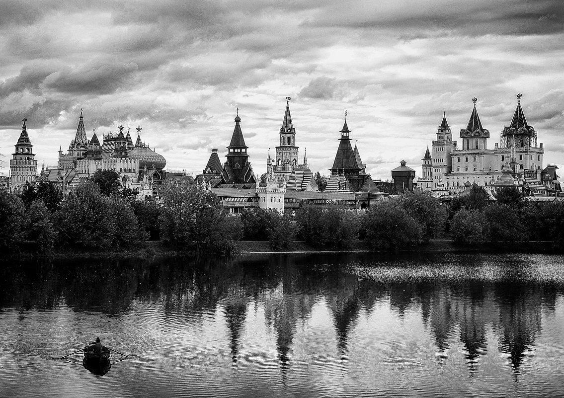 Евгений Верещагин - Измайловский кремль Серебряно-Виноградный пруд - Фотоконкурс Epson