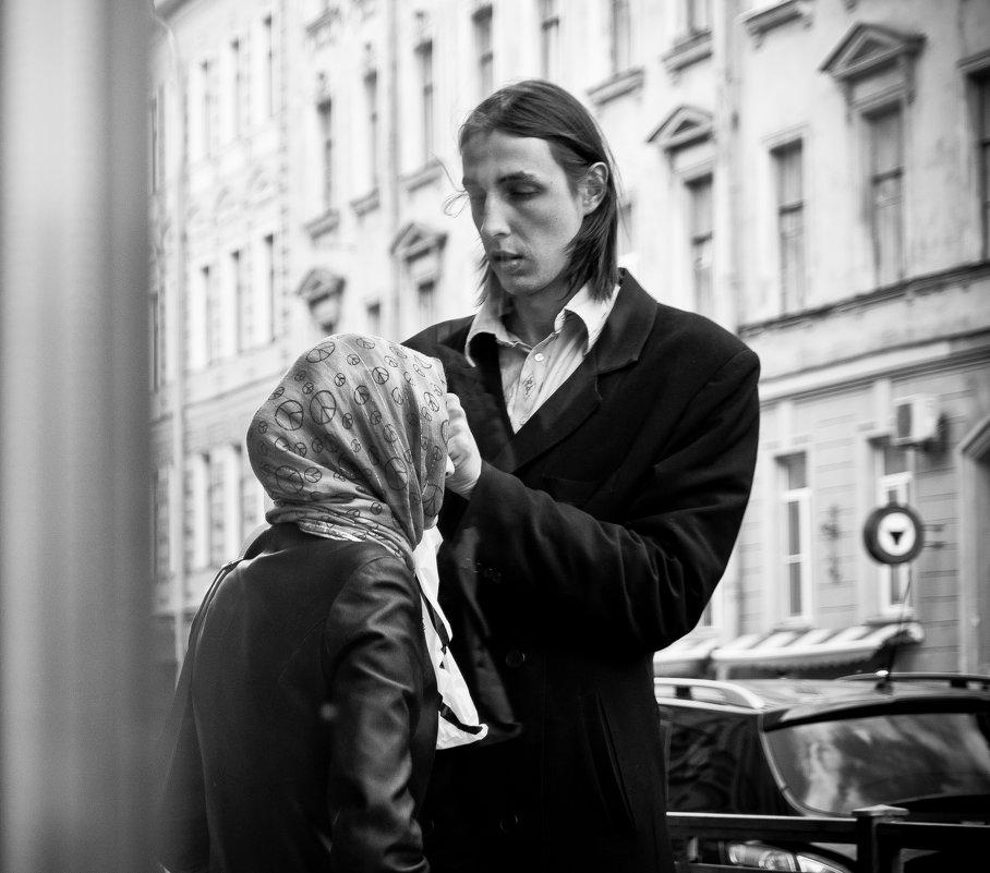 Анна Авдеева - Забота - Фотоконкурс Epson