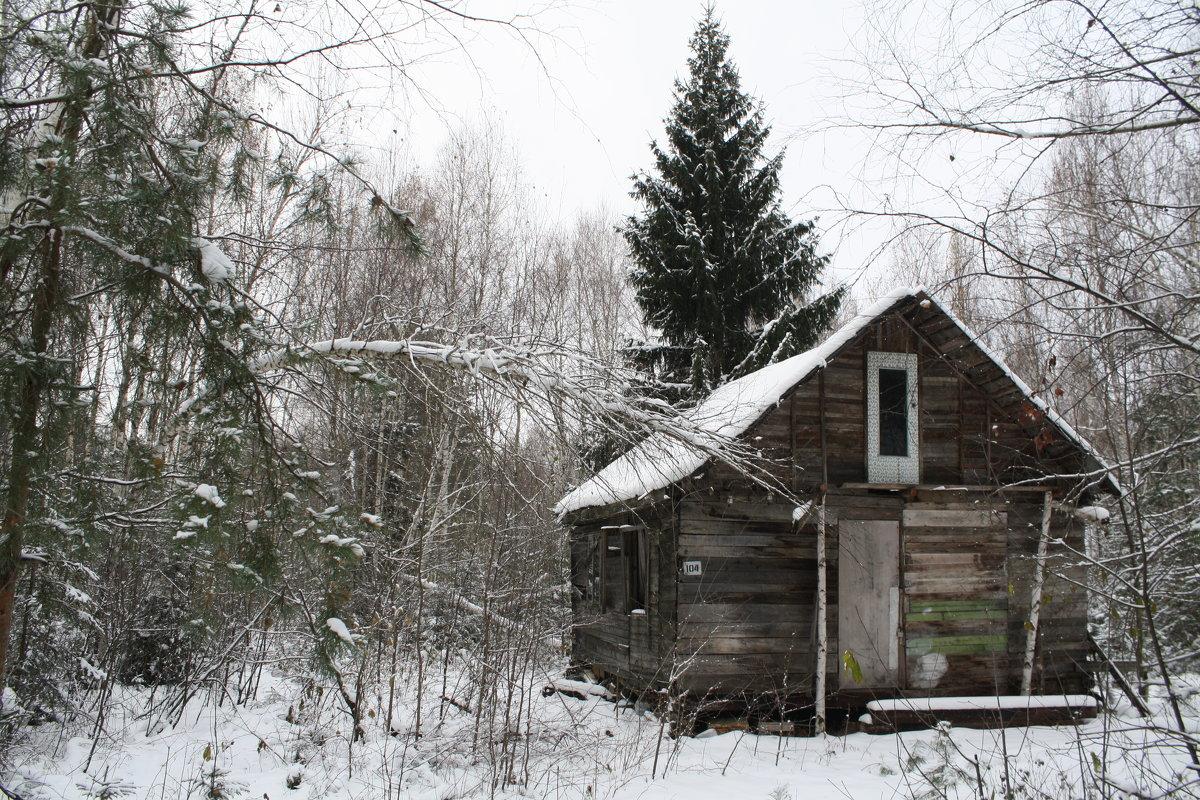 Зима в Простоквашино - Мари B