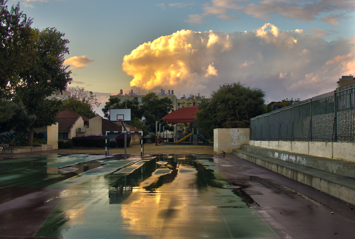 После дождя - Ефим Журбин