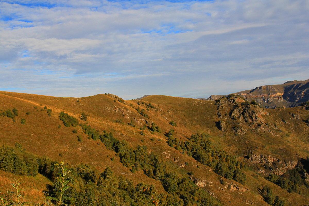 Утро в горах Приэльбрусья - Vladimir 070549