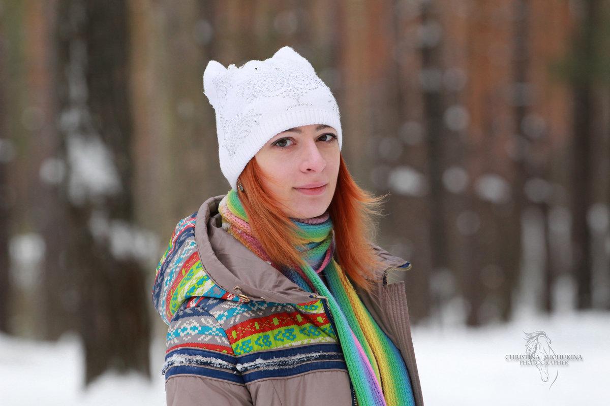Юлия - Кристина Щукина