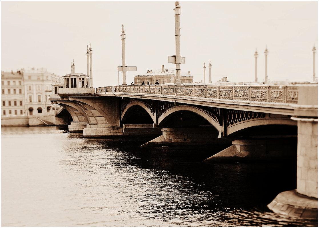 Благовещенский Мост - Galina Belugina