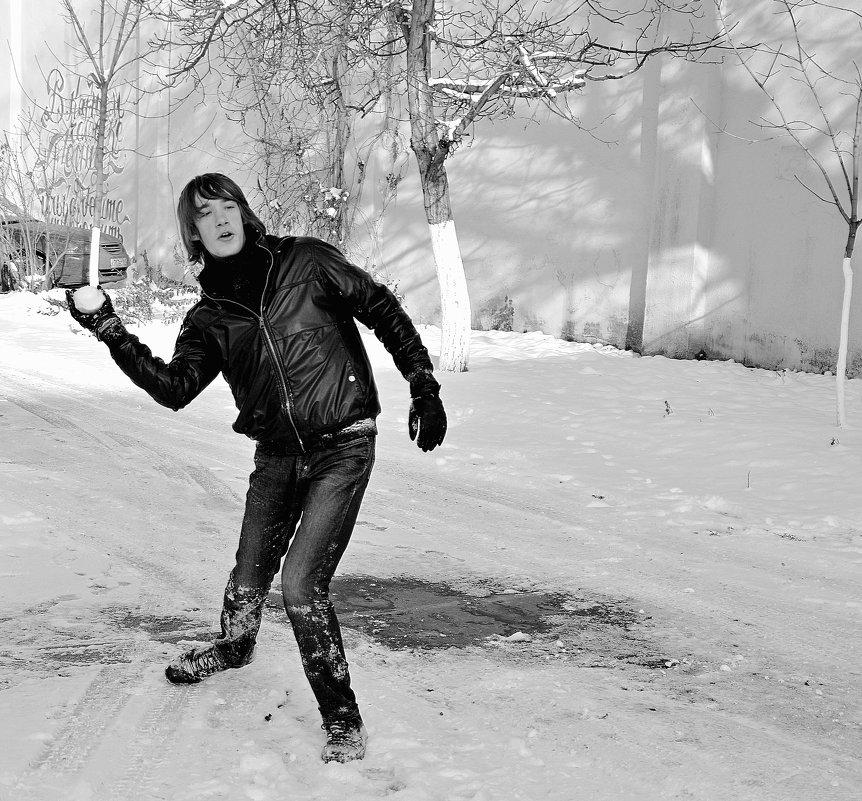 Праздник первого снега - Игорь Попов