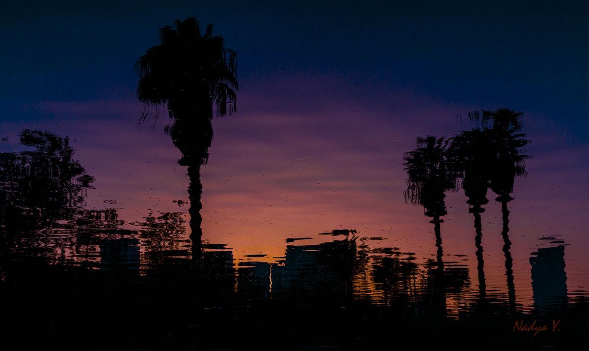 отражение - Nadin
