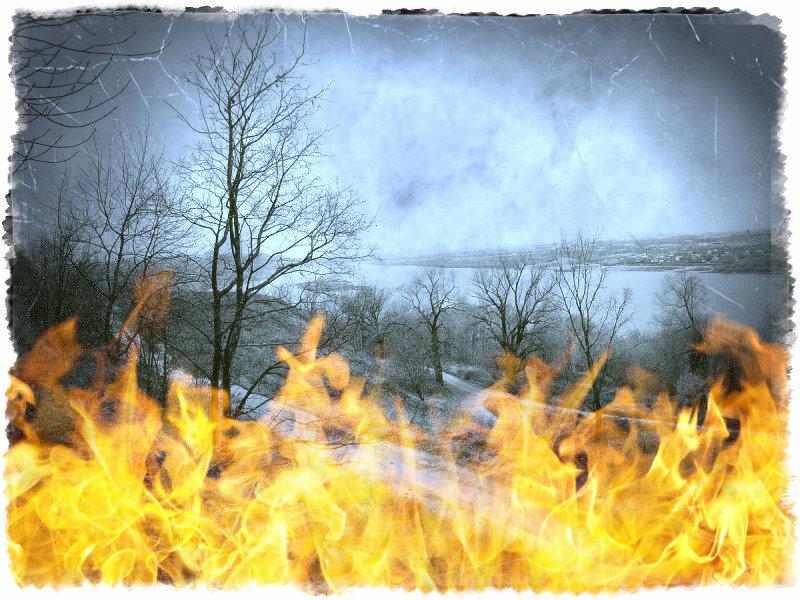 Сжигание упаднических настроений ... - Андрей Головкин