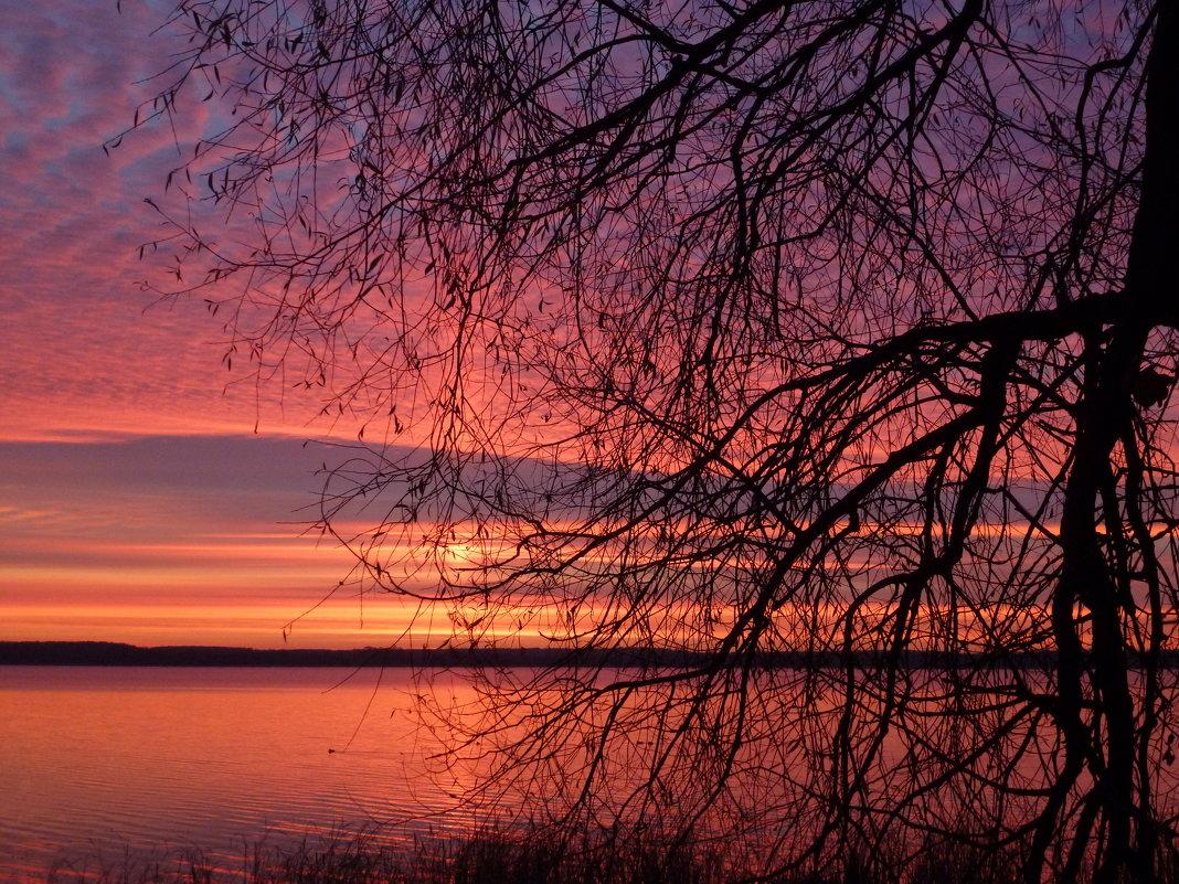 Восход на озере Шо - Игорь Пилатович
