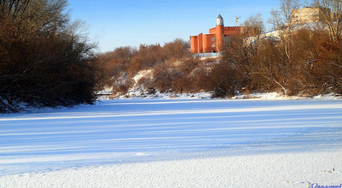Тени на снегу - Андрей Заломленков