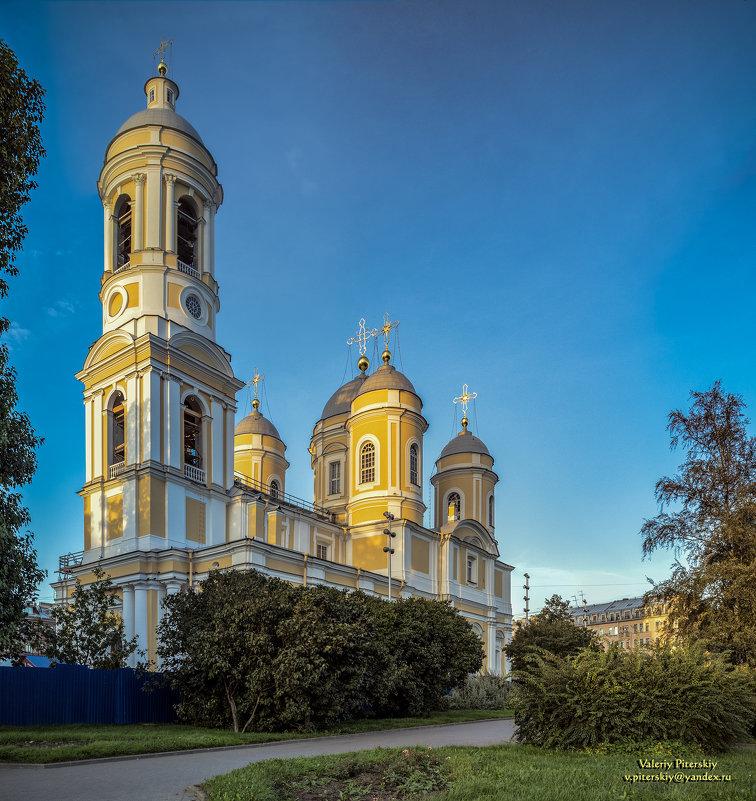 На закате - Valeriy Piterskiy