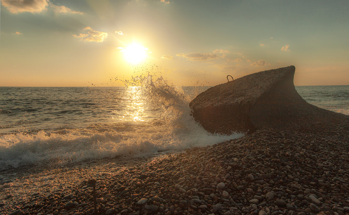 Вечер у моря - Юрий Клишин