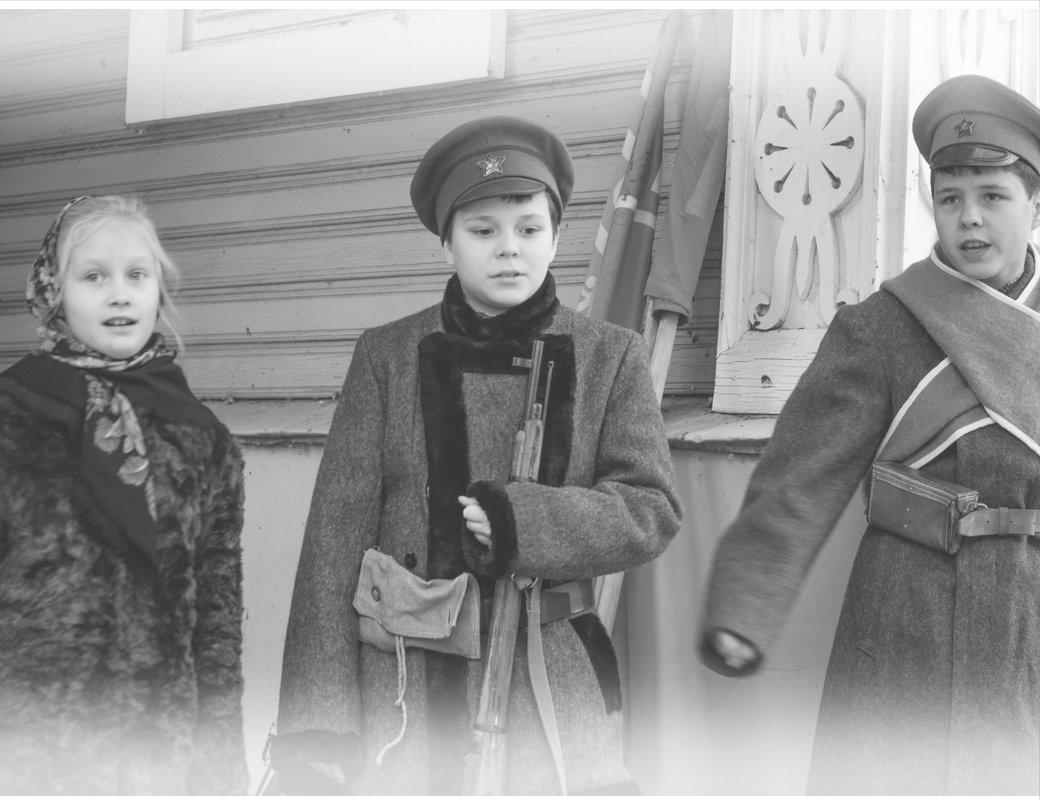 Ожившие страницы истории - Андрей Вьюшков