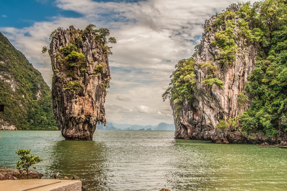 Остров Ко Тапу, Таиланд - Светлана