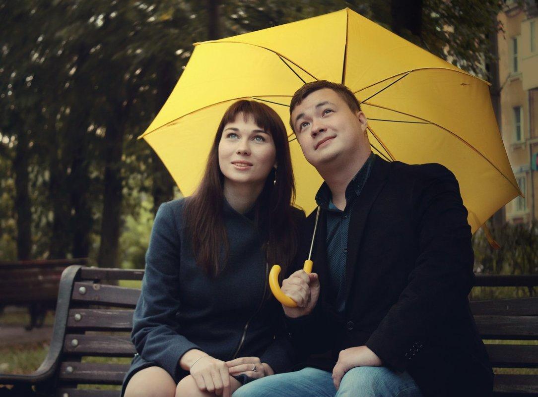 Под зонтом - Anastasia Shepri