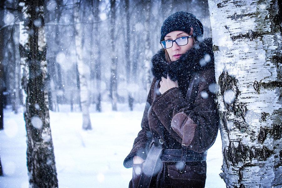 Зимняя прогулка - Марина Алексеева