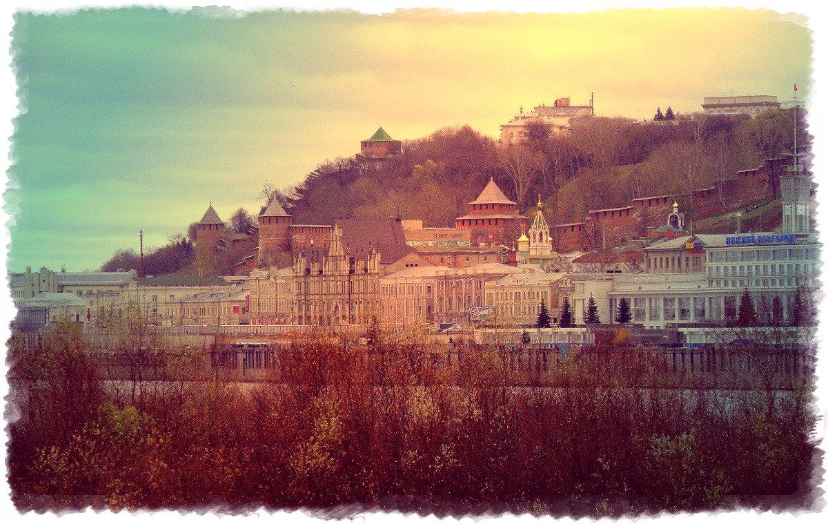 Ноябрьским днем - Андрей Головкин