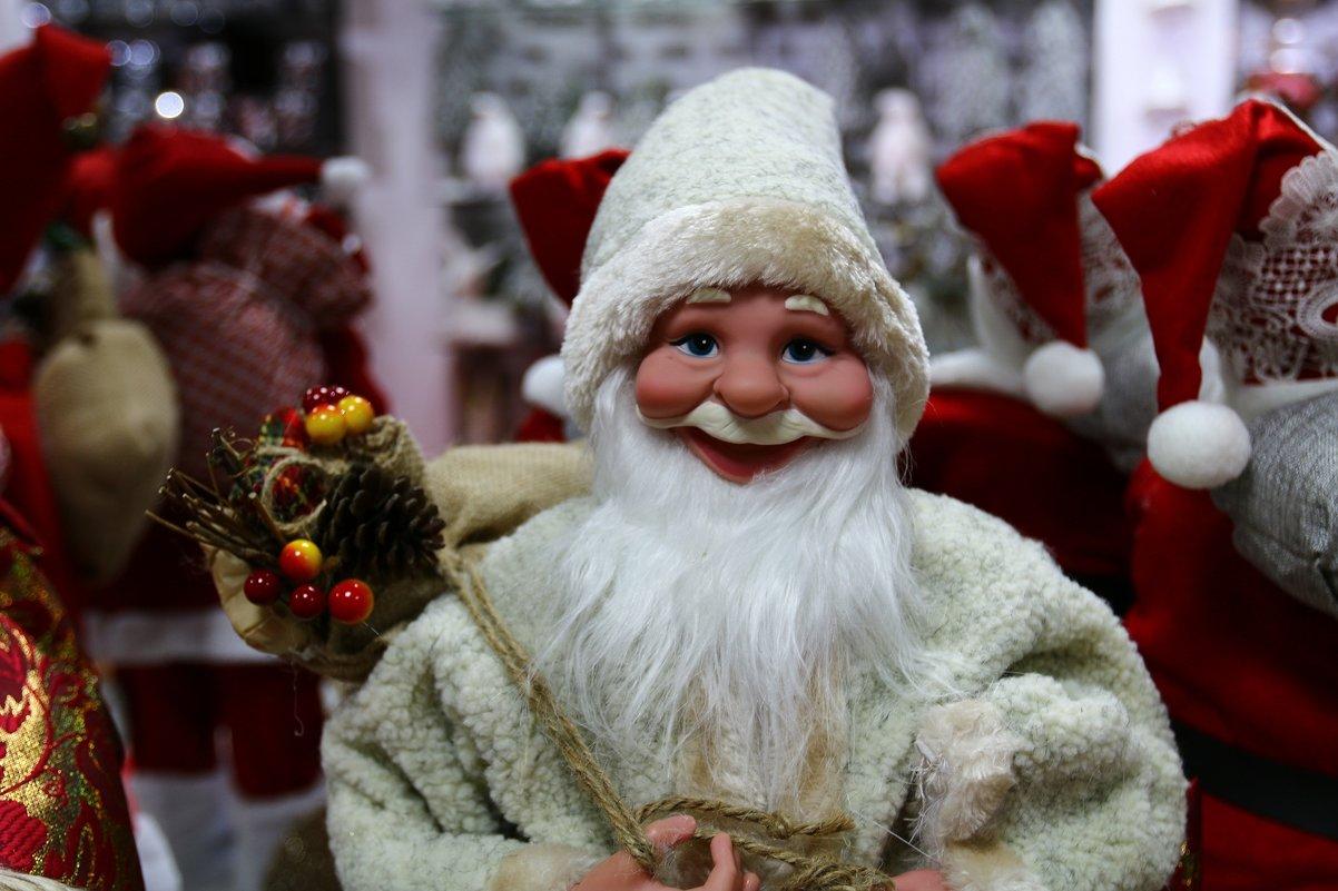 Дед мороз к Новому году - vasya-starik Старик