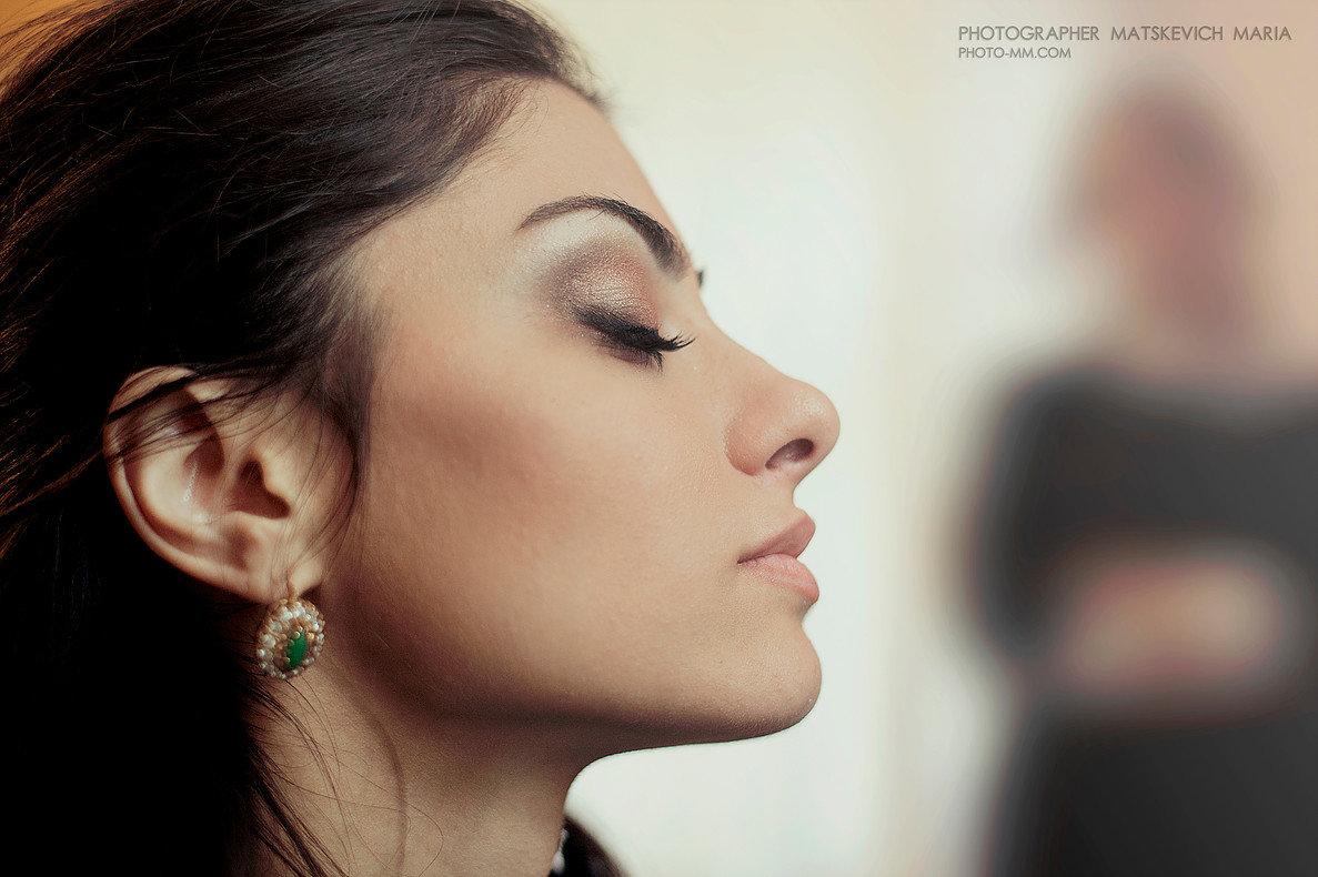 Невеста в приготовлениях - Мария Мацкевич
