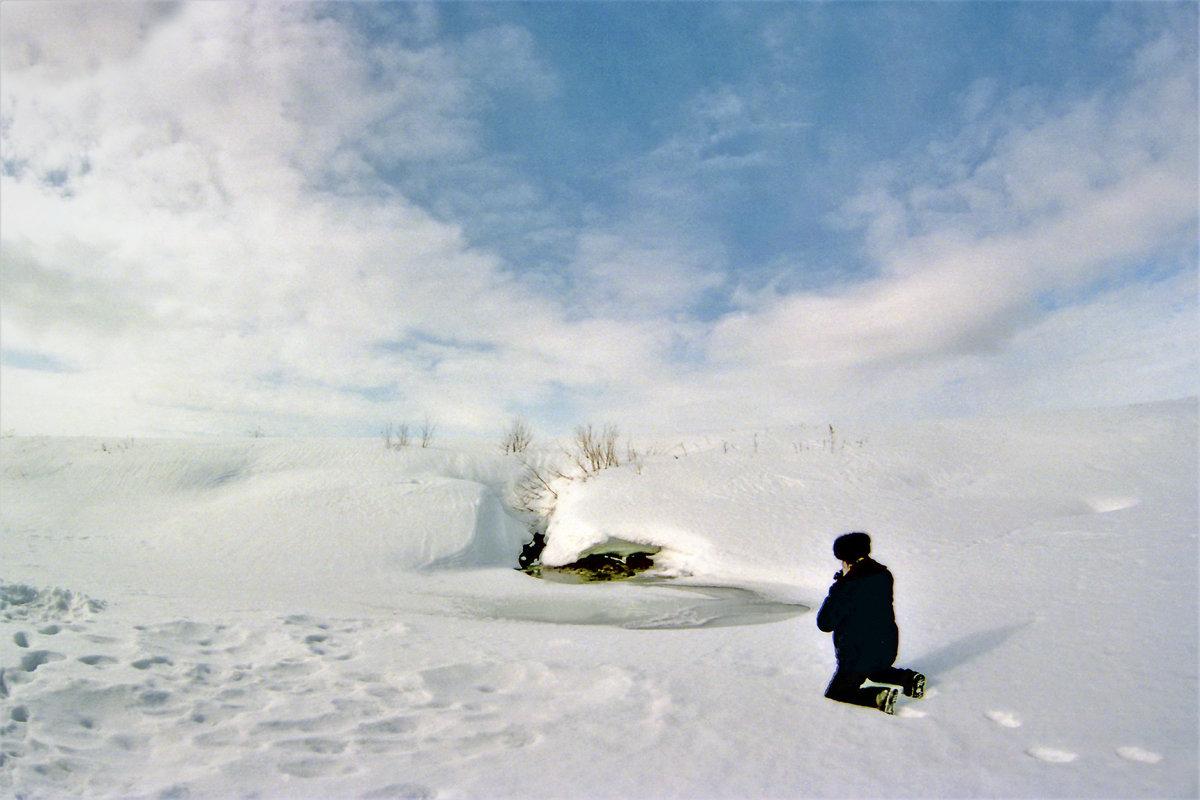 Зимняя фотосессия - Валерий Талашов
